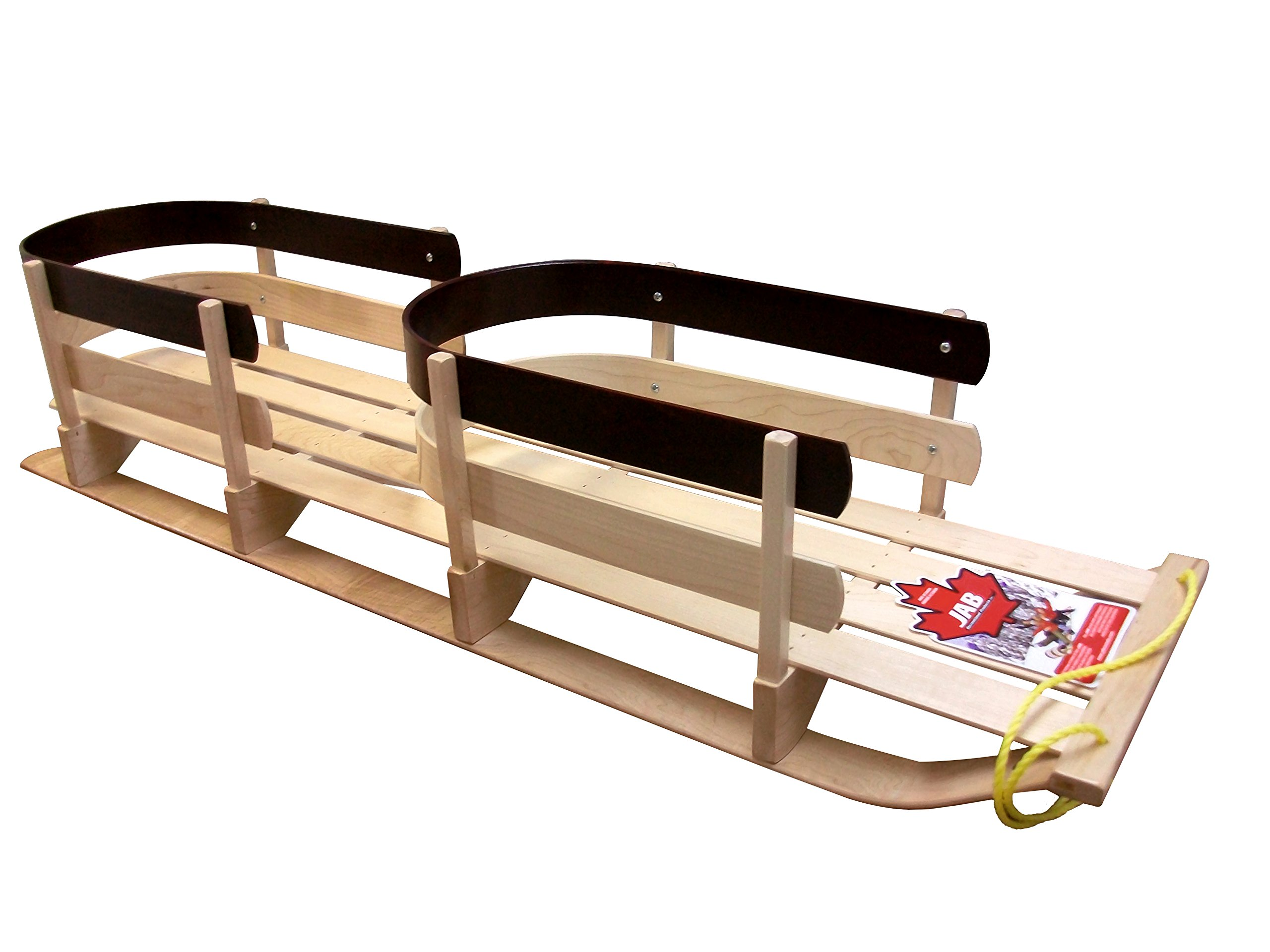 Eurosled St. Nick Donner Two Up Sleigh Sled by Eurosled
