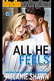 All He Feels - Dax & Ginny (Crossroads Book 11)