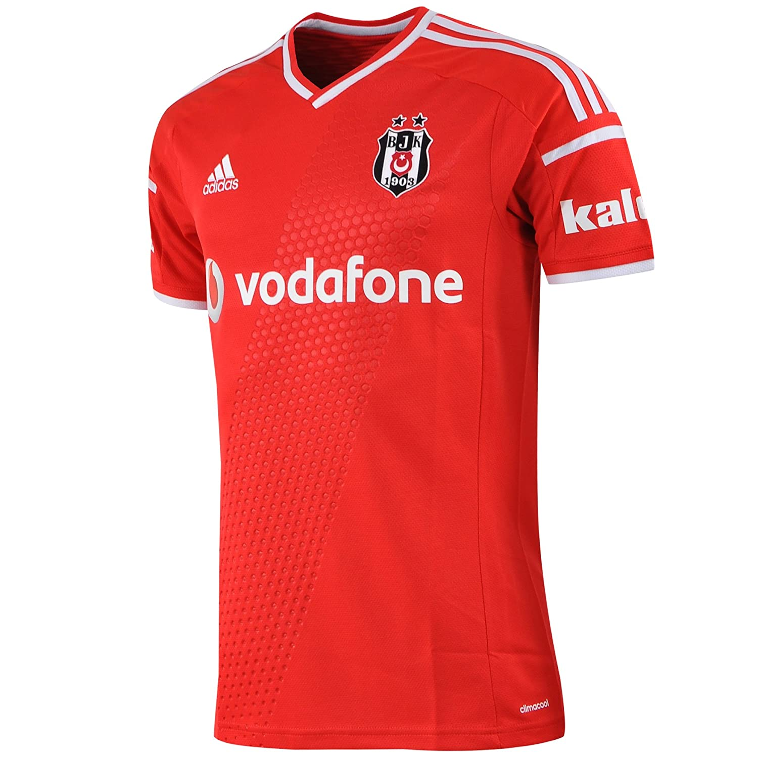 9da13ee51 Besiktas Istanbul adidas Jersey  Amazon.co.uk  Sports   Outdoors