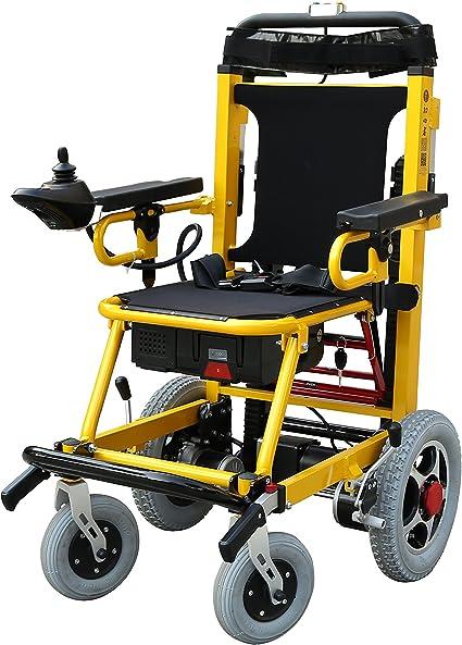 Escalera eléctrica para camión de mano – carretilla motorizada resistente de aluminio, ligera, ambulancia, elevación médica: Amazon.es: Oficina y papelería
