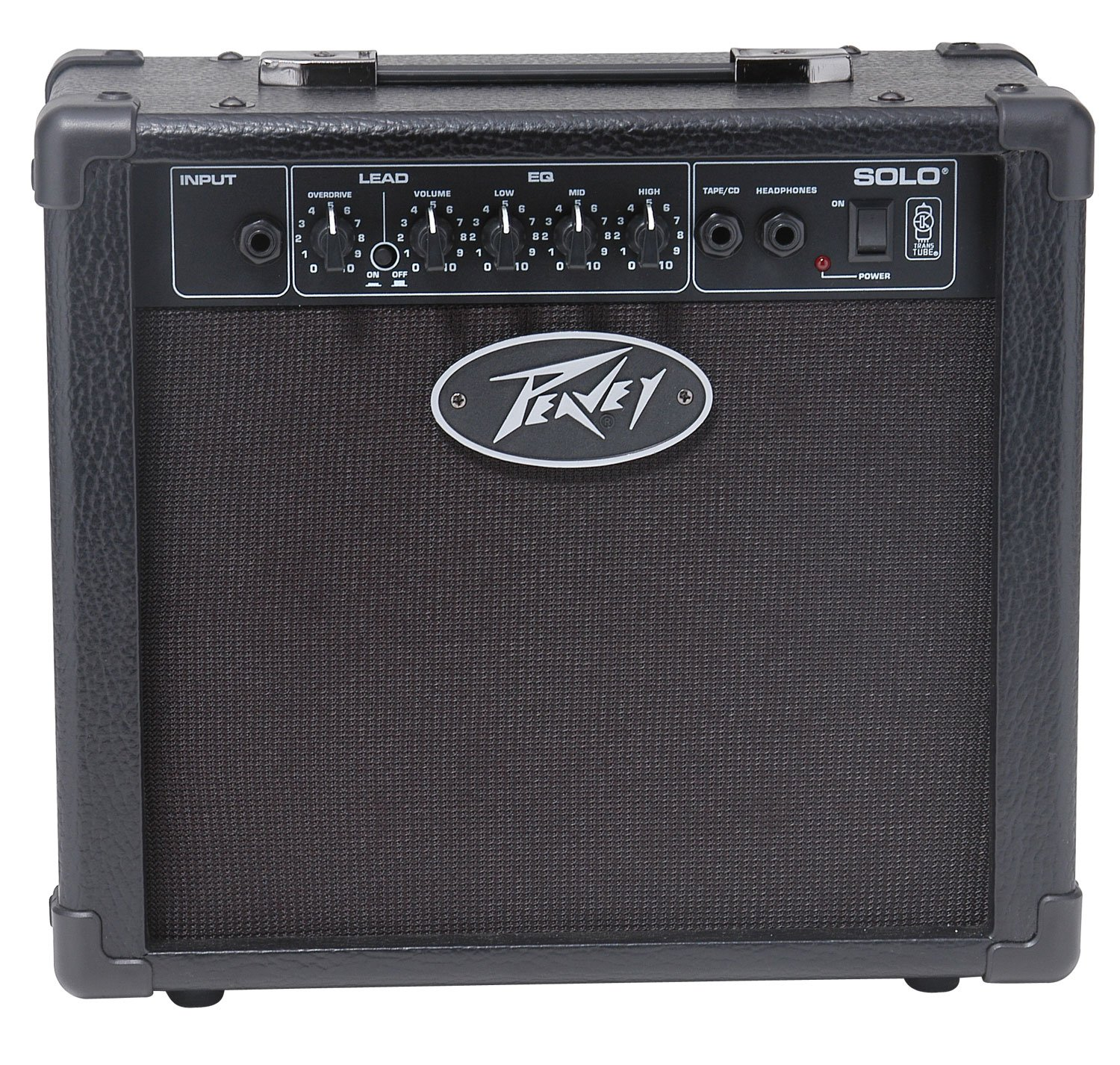5. Peavey Solo 12W Transtube Electric Guitar Amplifier
