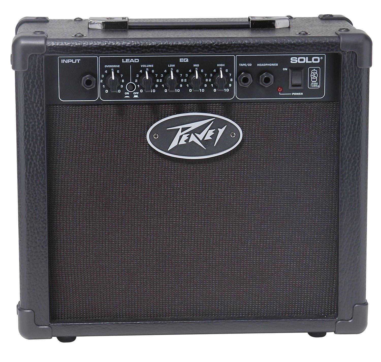 Peavey Solo 12W Transtube Electric Guitar Amplifier by Peavey