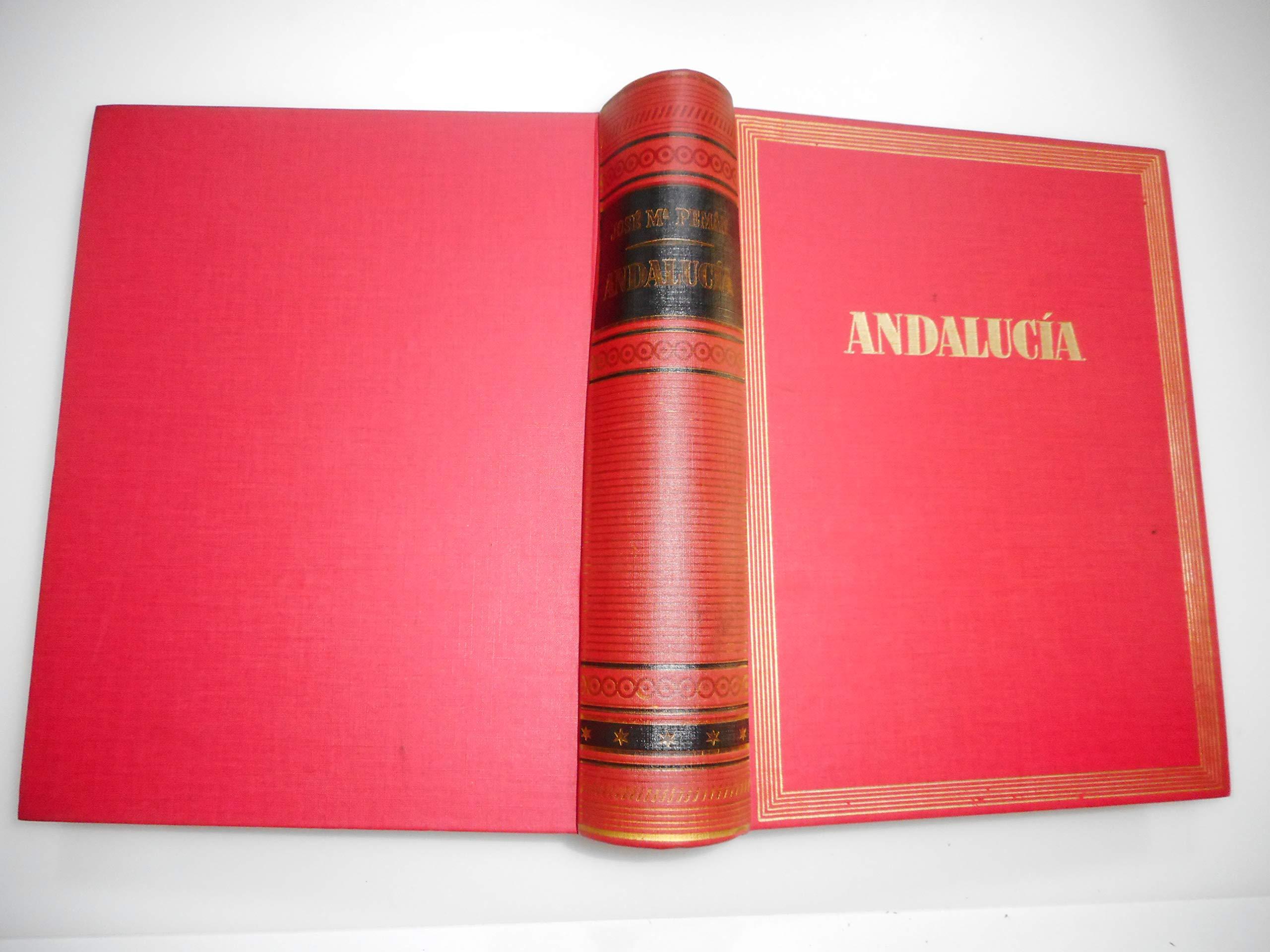 Andalucía: Amazon.es: JOSÉ Mª PEMÁN: Libros