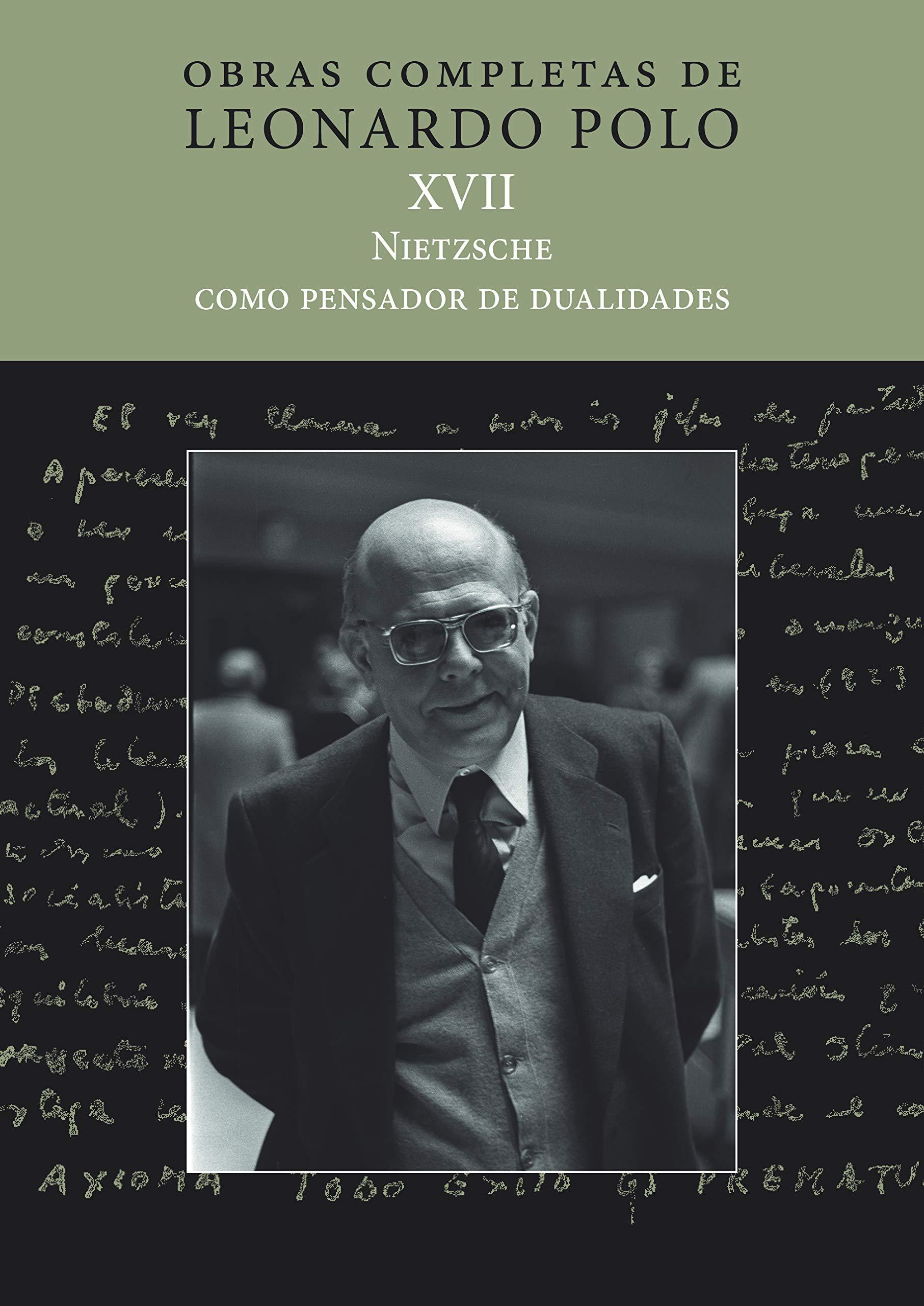 OBRAS COMPLETAS DE LEONARDO POLO XVII: Obras Completas de Leonardo ...