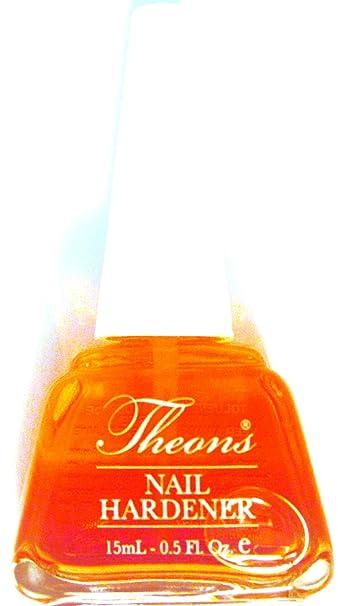 Amazon.com : Theons Nail Hardener, nail art, vibrant colors ...