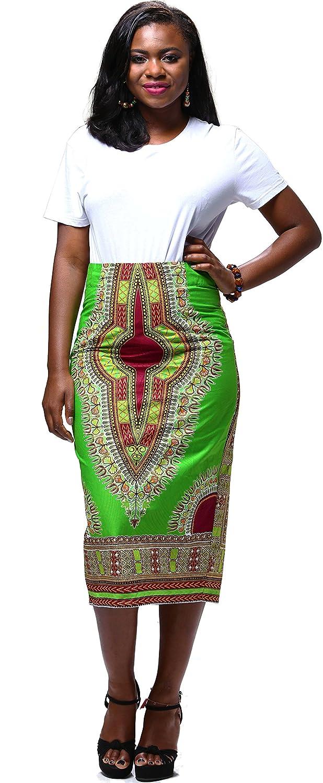 06cff5d0e5c41 High Waist Skirts African Designs - raveitsafe
