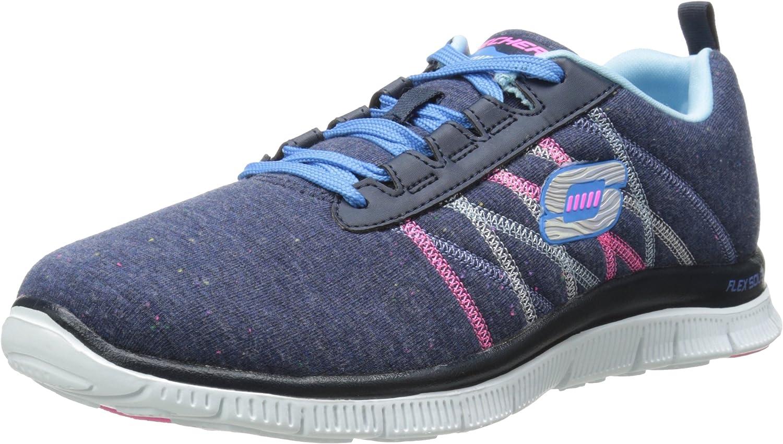 Skechers Damen Flex Appeal Miracle Worker Sneakers