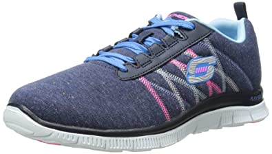 Skechers Flex Appeal - Miracle Worker Damen Sneakers