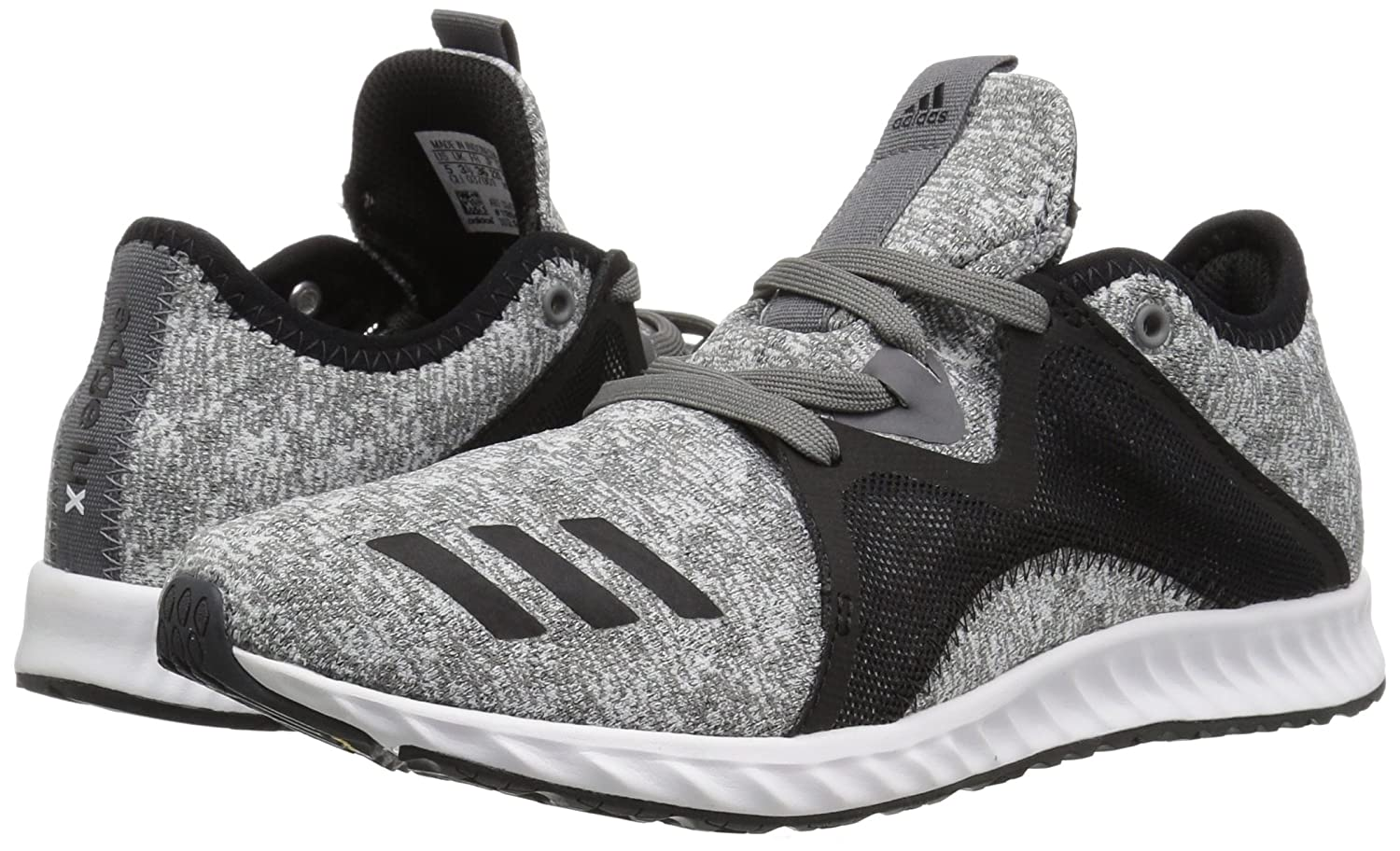 adidas Women's Edge Lux 2 W Four/Core B071LF7WSW 6 B(M) US|Grey Four/Core W Black/White e615a3