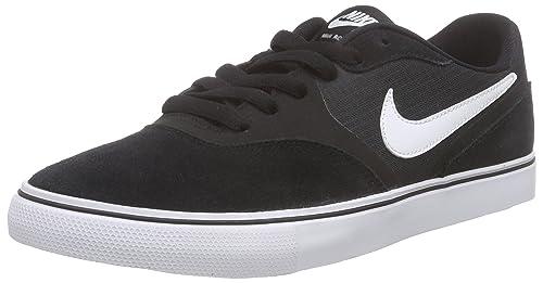 347f78368684 Nike Men s Paul Rodriguez 9 VR Black White Gum Light Brown Skate Shoe 7