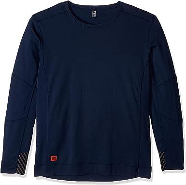 Helly Hansen Workwear Mens Hh LIFA Merino Crewneck