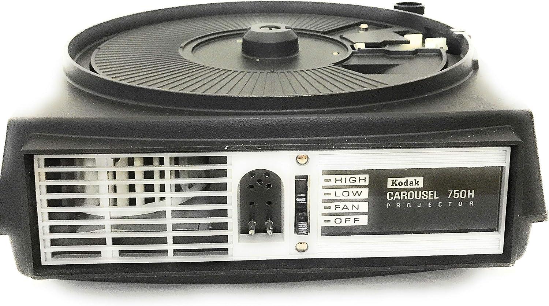 Kodak - Proyector de carrusel 750h: Amazon.es: Electrónica