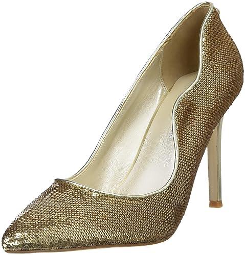 Fashions Millen Sequin Col Heels Scarpe Limited Allover Karen Court HwvndZqq5