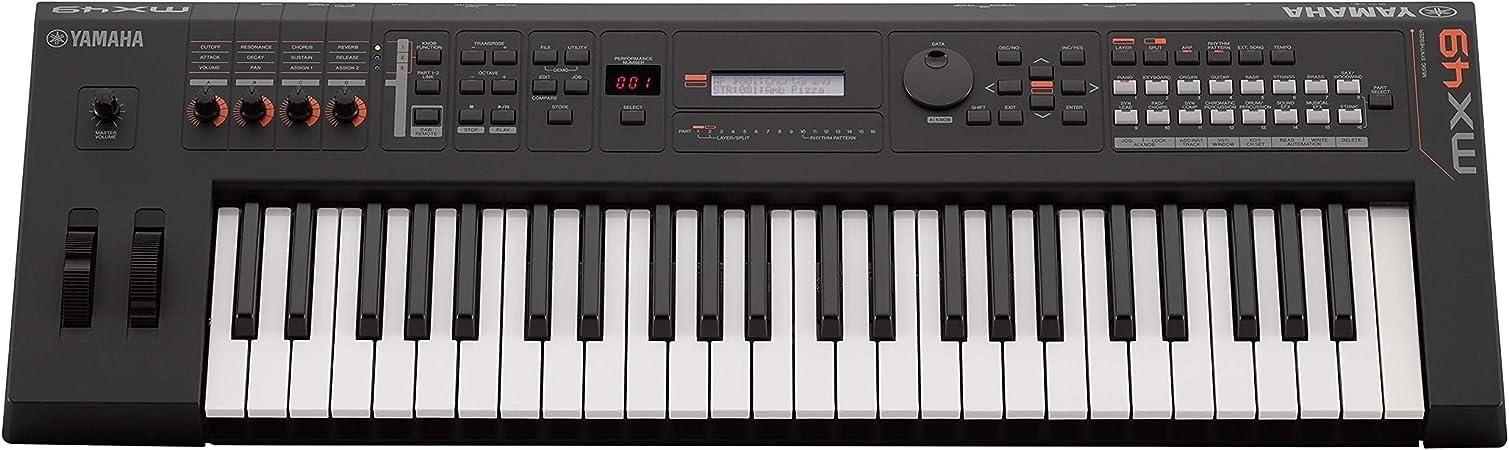 MX49 II BL black: Amazon.es: Instrumentos musicales