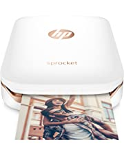 HP Sprocket Photo Printer, White