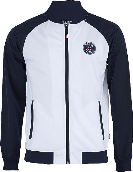 PARIS SAINT GERMAIN Veste zipp/ée PSG Collection Officielle Taille Adulte Homme