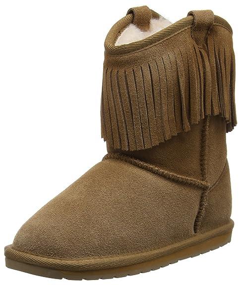 EMU Glaziers, Botas Mocasines Unisex Niños: Amazon.es: Zapatos y complementos
