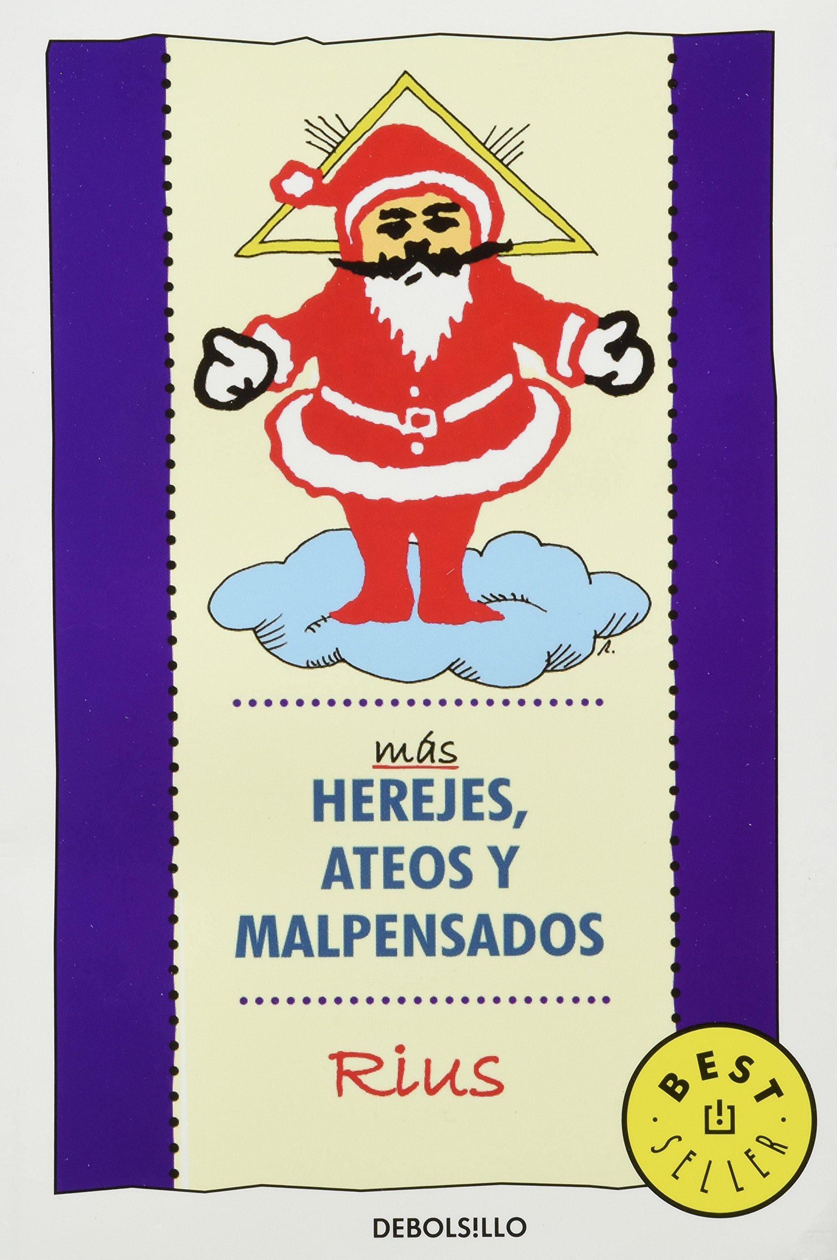 Mas herejes, ateos y malpensados (Spanish Edition) ebook