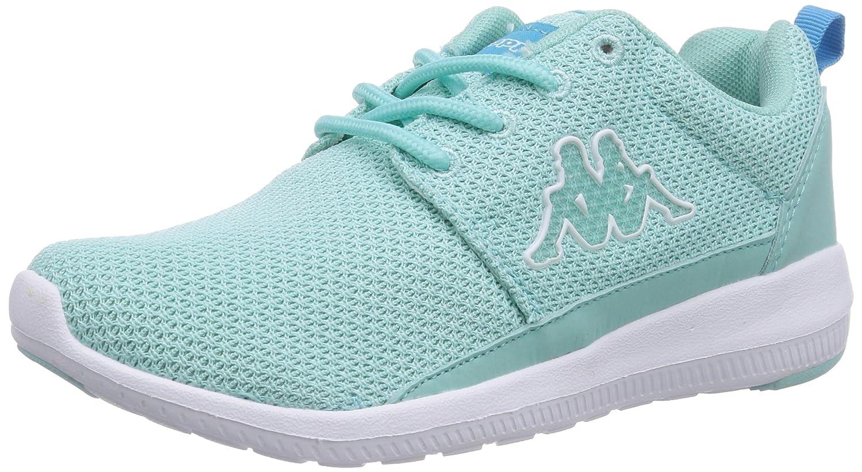 Kappa SPEED II Footwear Unisex-Erwachsene Sneakers Blau (6510 Ice/White)