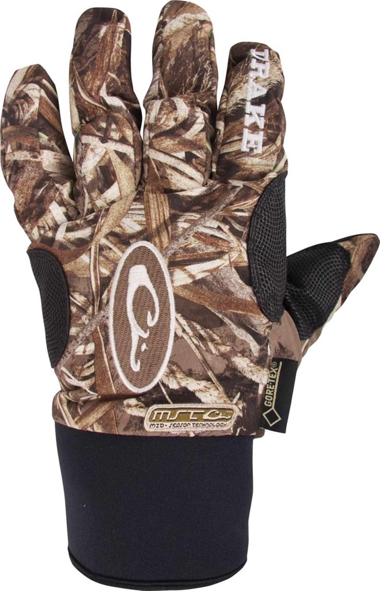 Drake Adult MST Refuge HS GORE-TEX Gloves (Small) by Drake