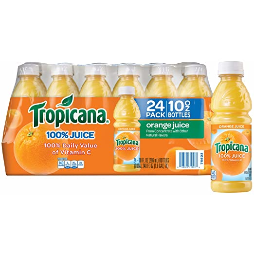 Best Orange Juice Tropicana 100% Orange Juice