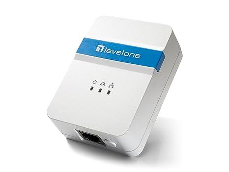 Schema Collegamento Ethernet : Levelone pli 4052 500 mbit s collegamento ethernet lan bianco 1