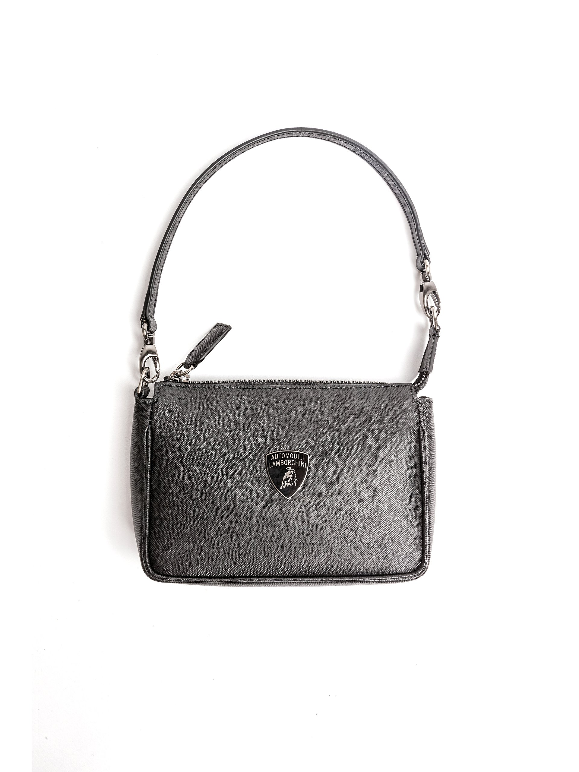 Automobili Lamborghini Accessories Clutch Bag One Size Black