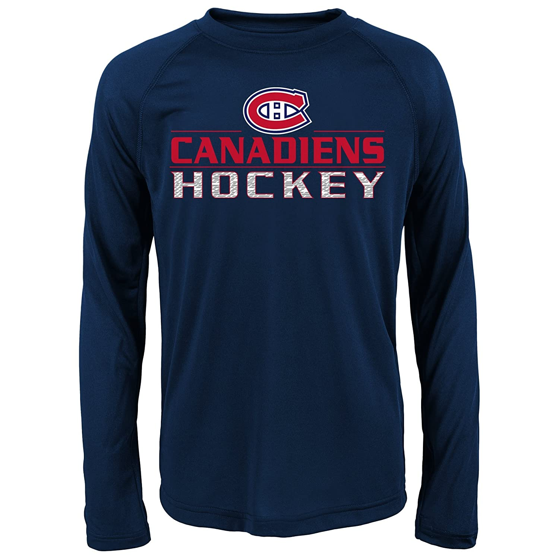 【限定品】 NHLカナディアンズパフォーマンス長袖Tee Canadiens Medium Montreal Medium Canadiens B01M0QINHV, 豊頃町:ca264741 --- a0267596.xsph.ru