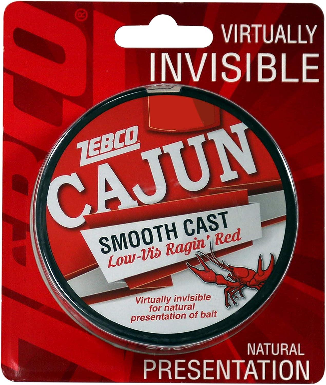 RED Cajun Low VIS Filler 330YD 8LB