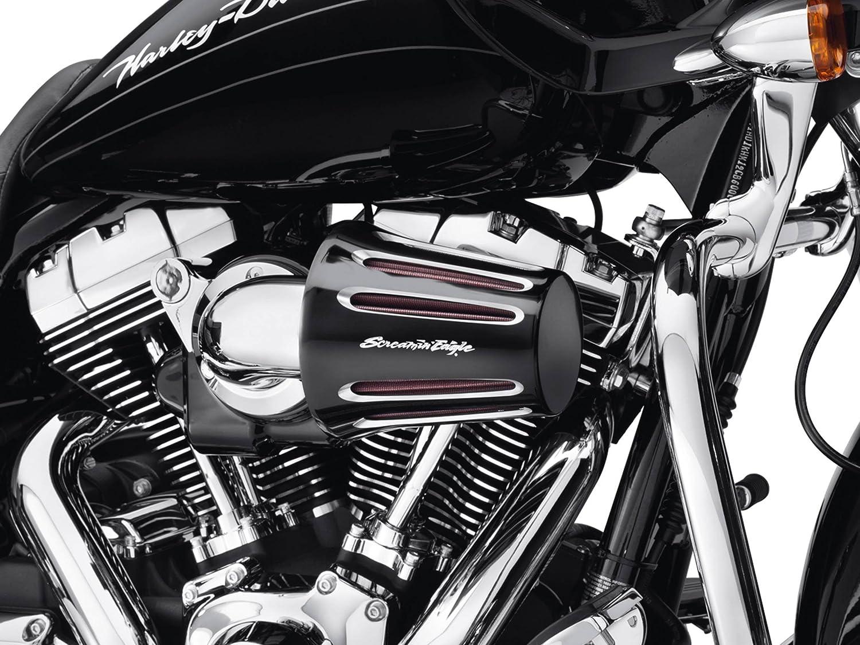 Screamin Eagle Luftfilter Abdeckung In Tropfenform Für Harley Davidson Motorräder Auto