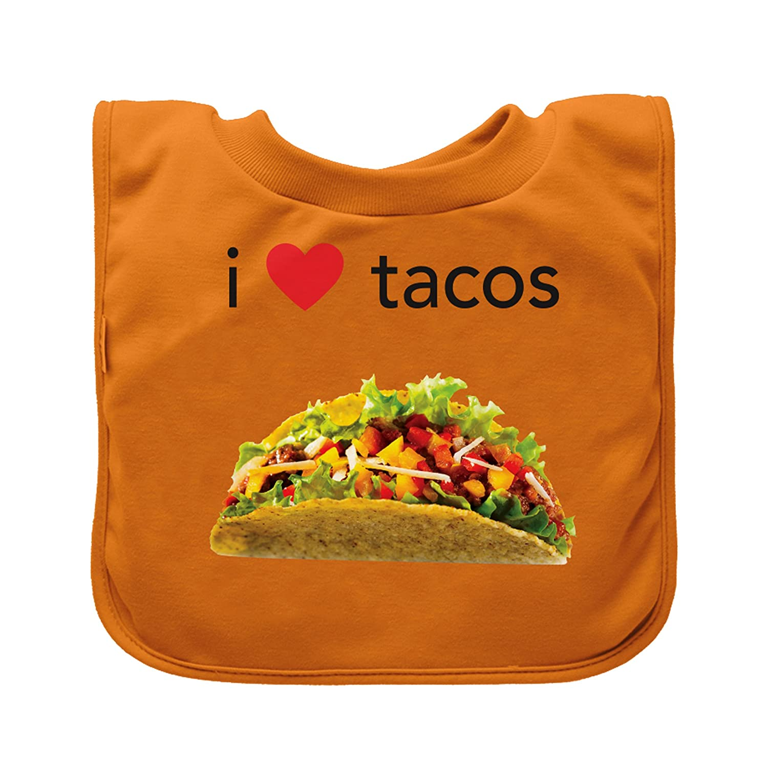 green sprouts Pull-Over Food Bib Convenient Stay-Put Protection Absorbent Cotton, Wide-Coverage, Machine Washable