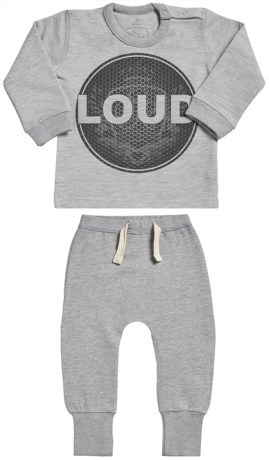 Baby Clothing Outfit SR Loud Baby Outfit Baby Gift Set Baby Sweater /& Baby Joggers