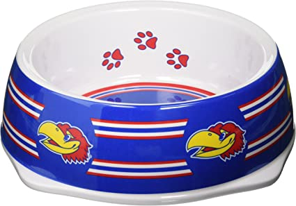 Sporty K9 Dog Bowl - Durable Sports PET Bowls for Dogs /& Cats - NCAA Licensed Feeding Bowl 2 in 21 NCAA Teams - Football//Basketball Feeding /& Watering Dog /& Cats Bowl
