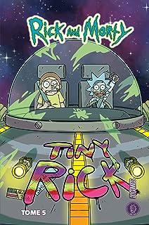 Rick and Morty - Total Rickall (YNI.JEUX): Amazon.es: Collectif: Libros en idiomas extranjeros