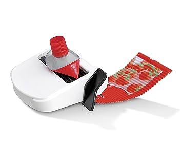 Tubfix® Exprimidor de pasta de dientes para el baño , apretador dispensador de tubo de crema facial, de pintura, geles: Amazon.es: Hogar