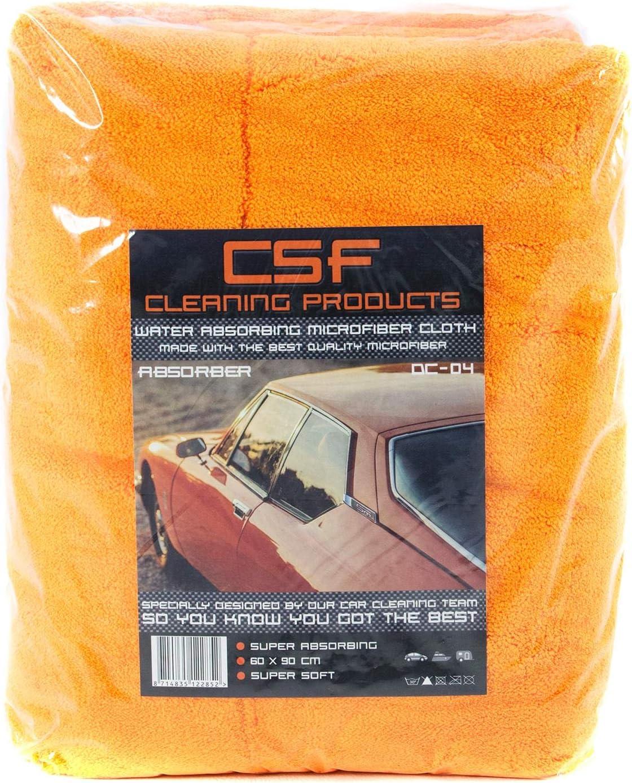 Csf Absorber Xs Dc 04 Orange Drying Towel Dry Towel Küche Haushalt