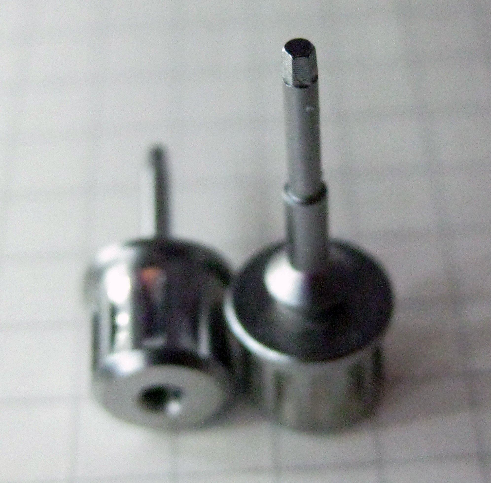 Dental Implant Hex Drivers Short + Long Straumann