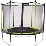 Kangui Trampoline de Jardin + Filet de Sécurité JUMPI Pop
