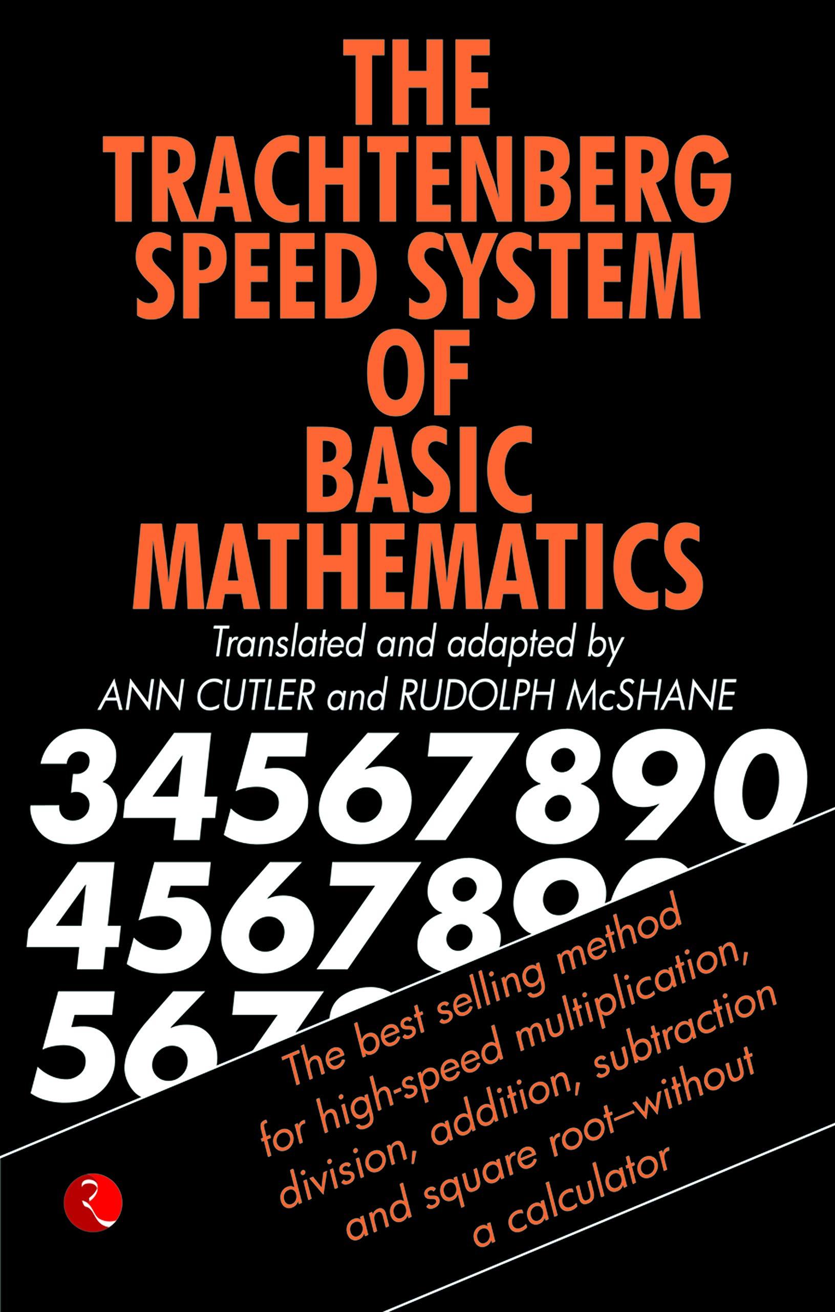 Buy The Trachtenberg Speed System of Basic Mathematics Book