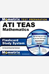 ATI TEAS Mathematics Flashcard Study System: TEAS 6 Test Practice Questions & Exam Review for the Test of Essential Academic Skills, Sixth Edition (Cards) Paperback