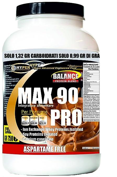Batidos / batidos de proteínas adelgazantes Sustitutos de la comida | Proteína 90% | Blend