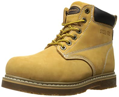 Dr. Scholl's Shoes Men's Fenton II Work Boot, Wheat, ...
