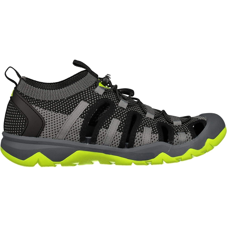 gris (gris Dark  noir  Gr 900) 47 EU MC KINLEY Cayhomme, Chaussures de Randonnée Basses Homme