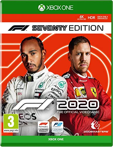 F1 2020 Seventy Edition Xbox One Amazon Co Uk Pc Video Games