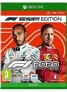 F1 2020 Seventy Edition XONE ESP: Amazon.es: Videojuegos