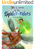 The Curse of the Spider-riders: A Children's Fantasy Adventure Novel of Magic and Monsters (A Hemoertha chronicle Book 1…