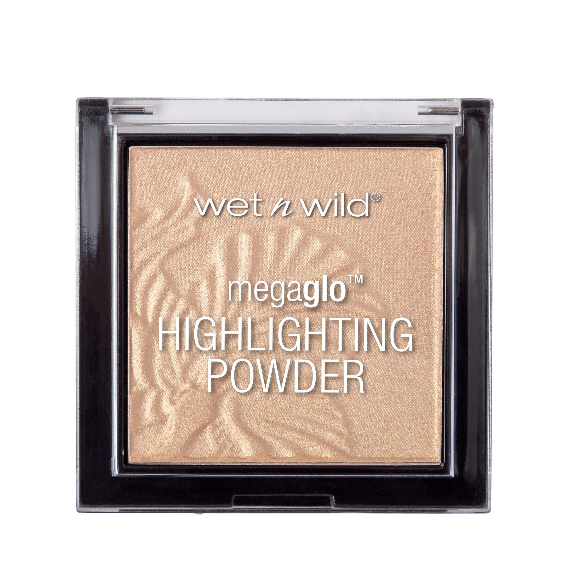 wet n wild MegaGlo Highlighting Powder, Golden Flower Crown