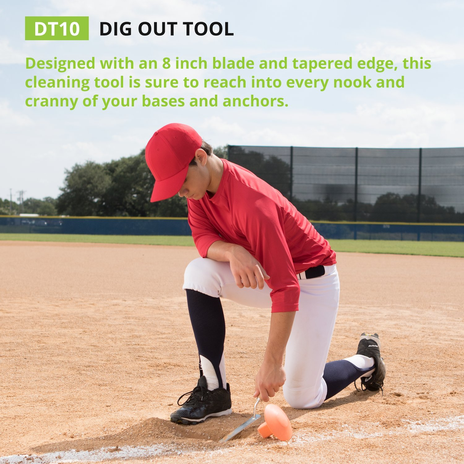 Amazon.com : Champion Sports Baseball Dig Out Tool : Baseball ... on looking out, drive out, digging out, powers out, your out,