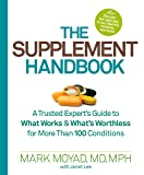 The Supplement Handbook: A Trusted Expert's Guide