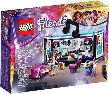 Lego Friends Pop Star Studio Building Kit
